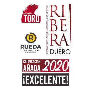 Calificación añada 2020