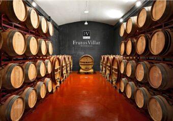 Frutos Villar vinos